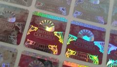 British Columbia hologram sticker British Columbia ID hologram film