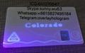 New Colorado state uv card window ID card for Colorado uv