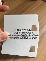 New York ID polycarbonate card Window Card