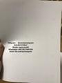 New Pennsylvania micro holes sheet PA teslin paper