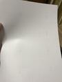 MI state micro holes Michigan perfs teslin paper