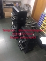 ID Engrave machine printer inkjet printing machine raise letter printting    2