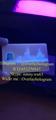 Canada permanent Resident card UV window card