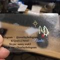 MN DL hologram sticker  Minnesota state