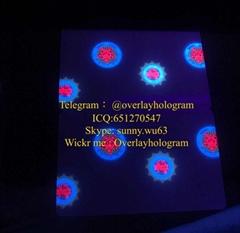 New OKC DL uv blank card