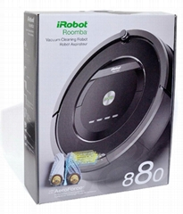 iRobot Roomba 880 Vacuum Cleaning Robot For Pets and Allergies
