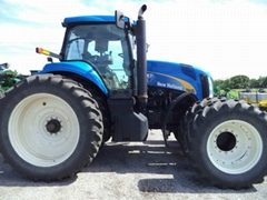 Used 2011 New Holland T8040 Farm Tractor