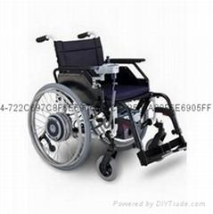 手自一体电动轮椅