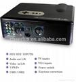 Mini Led Projector With hdmi usb vga tv Media Tuner For Home Theater/ktv/Restaur 3