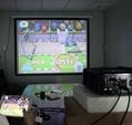 Mini Led Projector With hdmi usb vga tv Media Tuner For Home Theater/ktv/Restaur 5