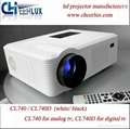 Portable USB Projector With 16:9
