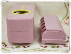 Bathroom Set Wall Mount Toothbrush and Toothpaste holder