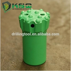 ST68 Drill Bit H-thread Button Bit for Rock Drilling Tool