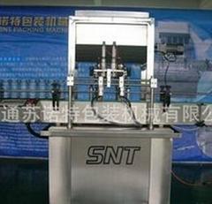 供应苏诺特GZL系列全自动灌装机 蜂蜜灌装机