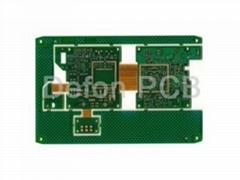 Rigid-flex Multilayer PCB