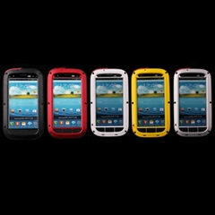 Shockproof Metal Mobile Phone Case for Samsung Galaxy S3