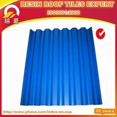 Corrosion Resistant Pvc Roof Tile
