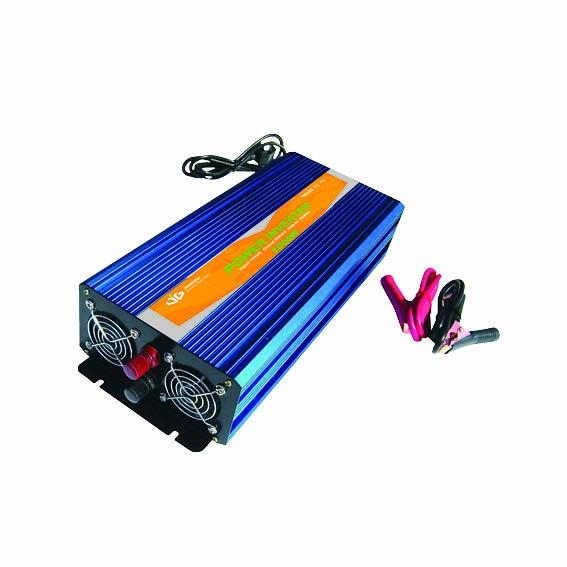 500W 1000w 1500W pure sine wave solar inverter with charger 2