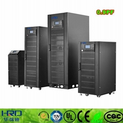 High frequency 10-120Kva three phase online ups uninterrupted power supply