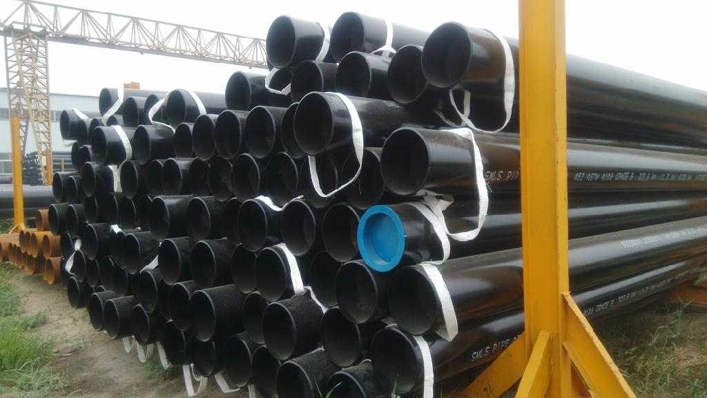 Thick wall alloy steel pipe 1