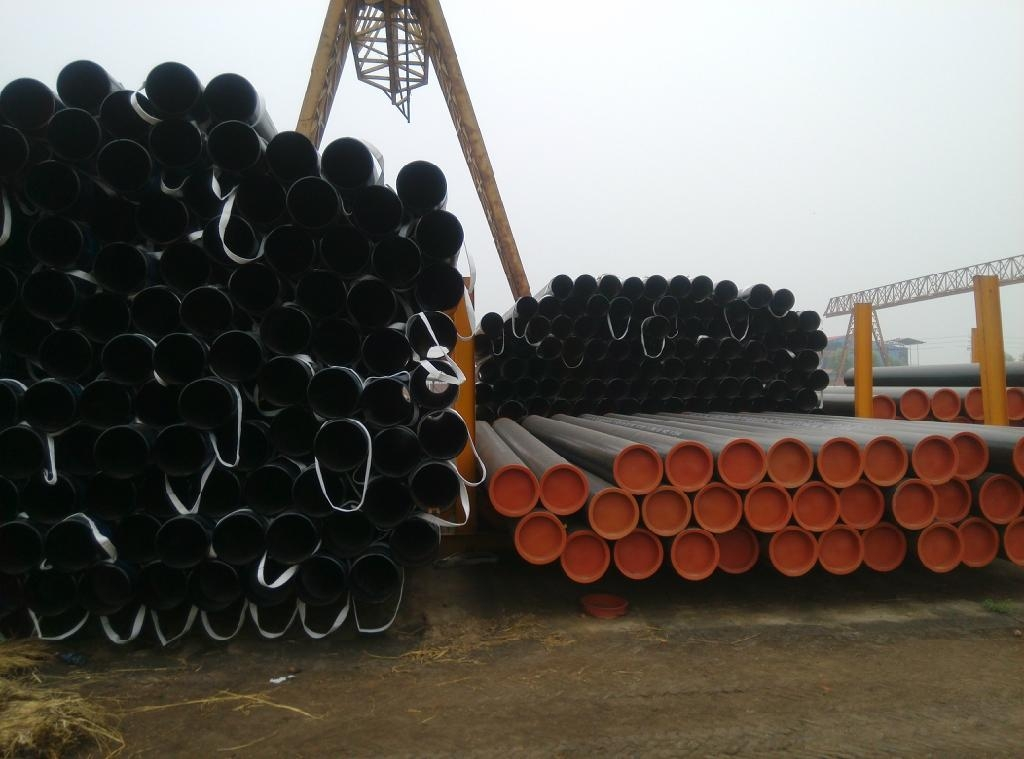 Thick wall alloy steel pipe 3