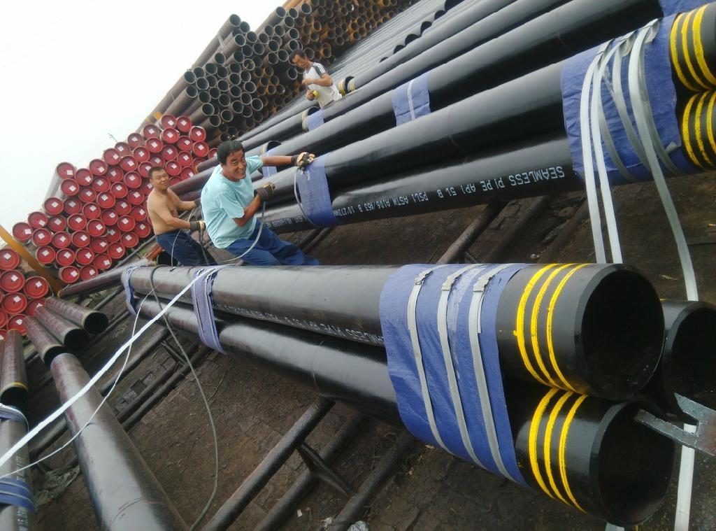 Alloy steel pipe 2