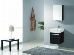 Solid wood bathroom cabinet vanity N845 (Hot Product - 1*)