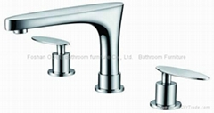 3-hole basin faucet