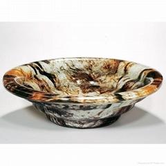 Glass wash basin C-F8153