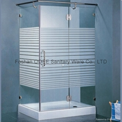 China Top Selling Sanitary ware simple shower cabin (Hot Product - 1*)
