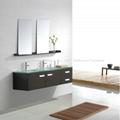 double sink vanity N710-3