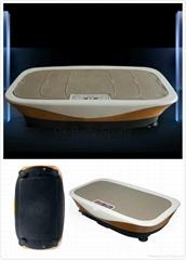 3D Ca2014 Newest Super Vibration Plate 3D cardio fit massager