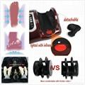 Kneading shiatsu with remote control foot massager 2