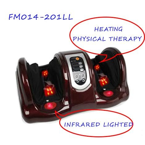 2014 Top New Kneading  physical therapy foot massager with remoter 1