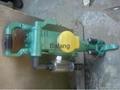 YT24 YT28 pneumatic air leg rock drill