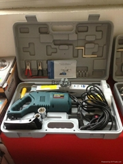 Impact Wrench& Electrical jeep car jack tool Kit