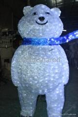 LED动物灯企鹅灯LED灯条