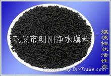 遼陽柱狀活性炭