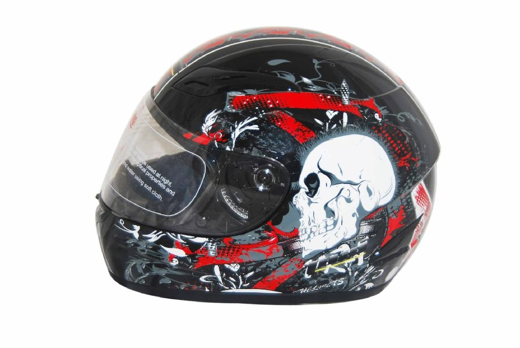 NEW ABS motorcycle full face helmet 3