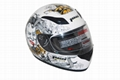 NEW ABS motorcycle full face helmet 1