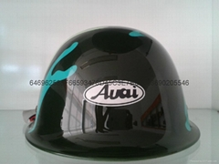 motorcycle summer and autumn helmet