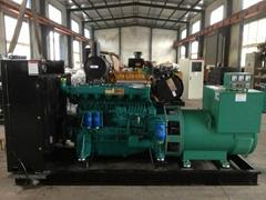 正宗潍柴360KW柴油发电机组
