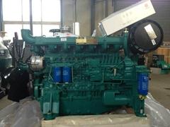 潍柴道依茨90KW柴油发电机组WP4D100E200