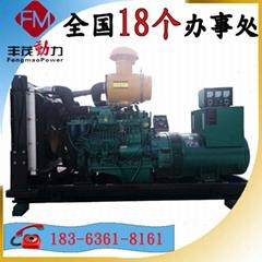 濰坊150KW柴油發電機組