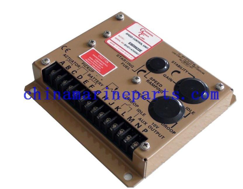 Generator Set Electronic Governor ESD5522E  1