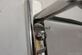 The bathroom stainless steel electric heating towel rack shelf that defend bath 3