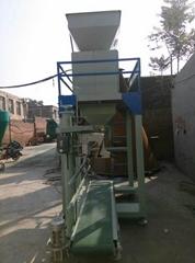 收糧戶灌裝玉米封口定量包裝機