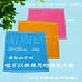 100% Pure Cotton  Pure color Terry  Hotel And Home Hand Towel 3