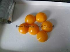 厂家直销黄桃罐头,质量保证