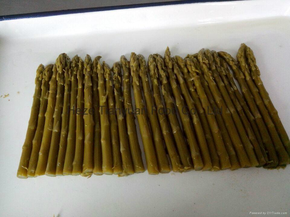 廠家直銷綠蘆筍罐頭 6143  4